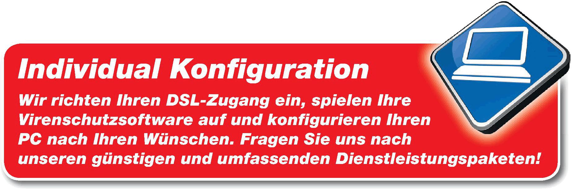 Individual Konfiguration